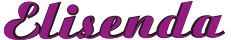 ELISENDA - WEBSITE